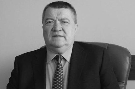 Умер глава МЧС республики Крым