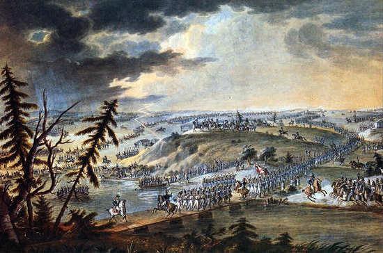 В войне с Наполеоном 1812 года погибло 300 тысяч человек