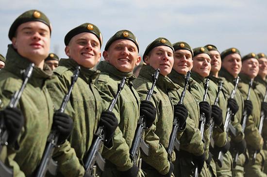 В Западном военном округе сообщили о начале тренировок к Параду Победы