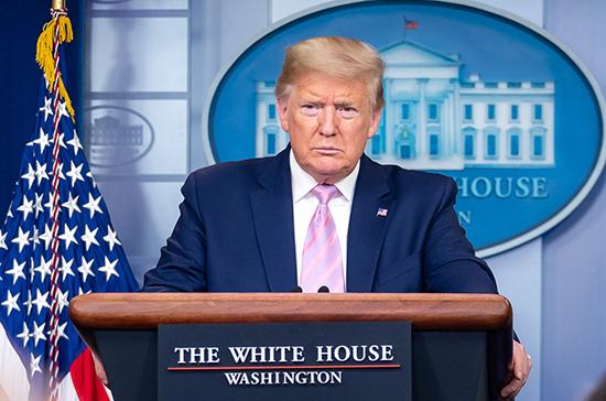 Палата представителей США призовет Пенса отстранить Трампа от власти