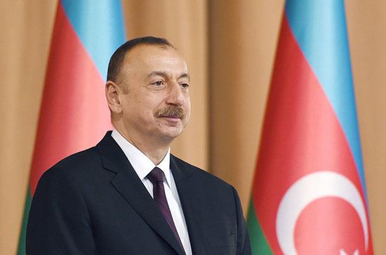 Президент Азербайджана прибыл в Москву для переговоров по Карабаху