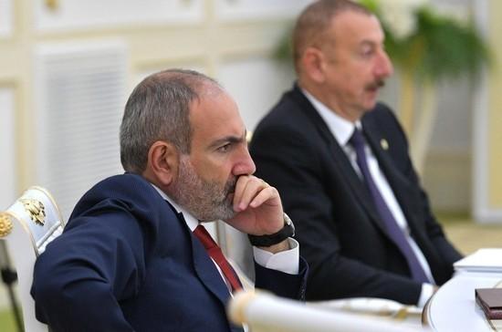 Политолог объяснил необходимость встречи глав России, Армении и Азербайджана