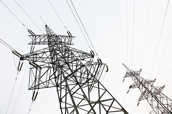 Потребление электроэнергии в России в 2020 году снизилось на 2,3%