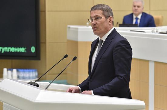 Башкирия может подать заявку на проведение зимних Олимпийских игр 2030 года