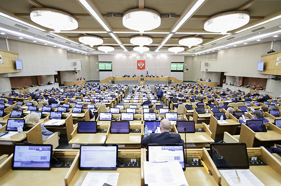 Савастьянова: Госдума VII созыва не намерена проводить заседания в сентябре