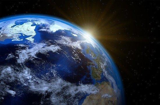 День Земли на планете