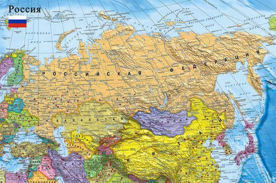 Отображать границы России на картах предлагают по новым требованиям
