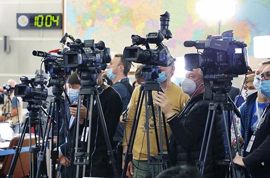 В России создадут «биржу труда» для работников СМИ