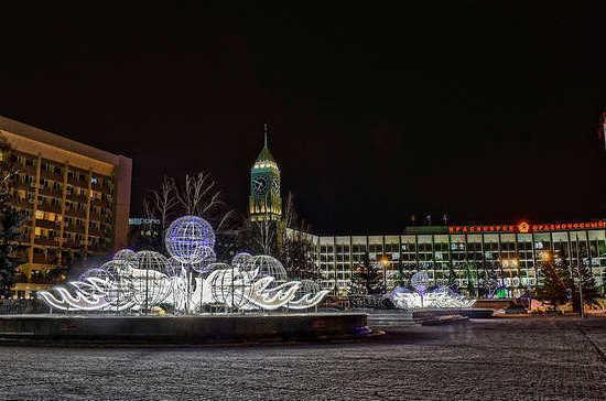 В Красноярске создадут технологическую долину