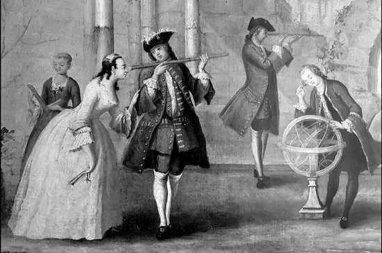 321 год назад Пётр I повелел дворянам носить европейские костюмы
