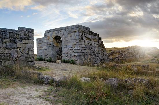 В Керчи хотят восстановить исторический облик горы Митридат
