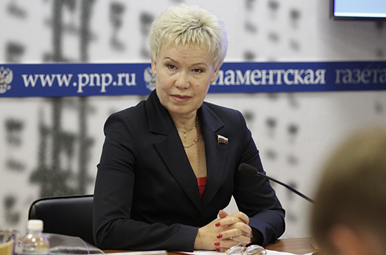 Депутат отреагировала на идею об исполнении «Катюши» на Олимпиаде