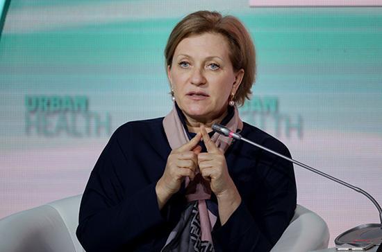 Попова: в этом году может быть вакцинировано более половины населения России