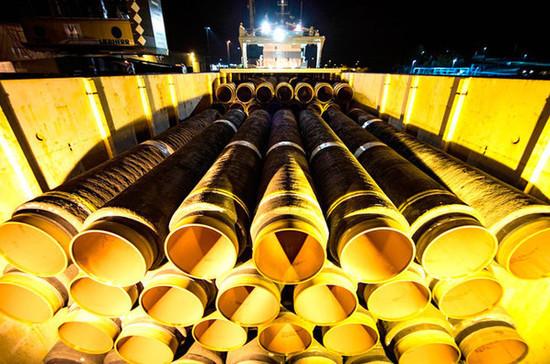 В Германии считают, что новый локдаун может повлиять на строительство «Северного потока-2»