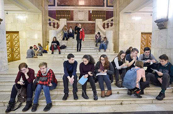 В МГИМО хотят вернуть иностранных студентов в Москву
