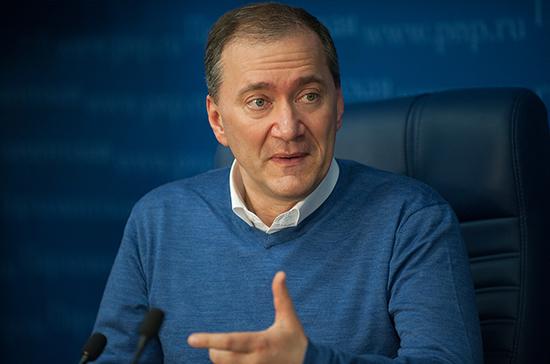Белик ответил на слова Шредера о причинах возвращения Крыма в Россию