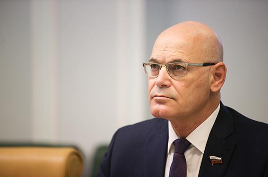 Сенатор призвал разработать «антиковидный паспорт» федерального образца