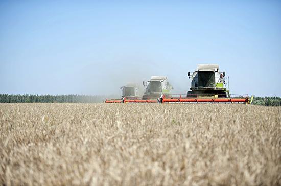 Поправки в закон об агростраховании могут рассмотреть в весеннюю сессию