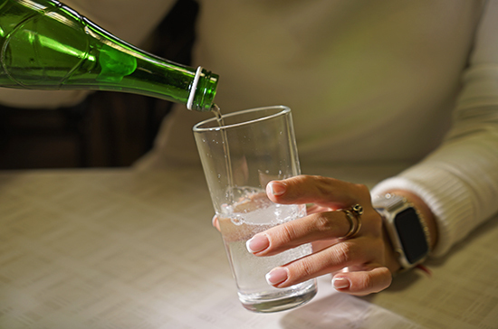 В России готовят эталонные образцы бутилированной питьевой воды