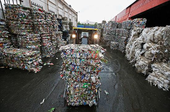 Производителей упаковки могут обязать оплачивать её утилизацию