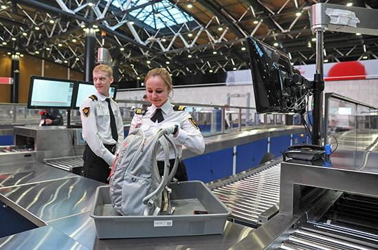 СМИ: В России хотят уменьшить размер бесплатного багажа авиапассажиров