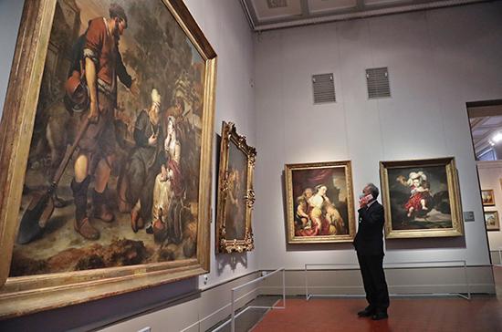 Федеральные музеи в Москве возобновляют работу с 22 января