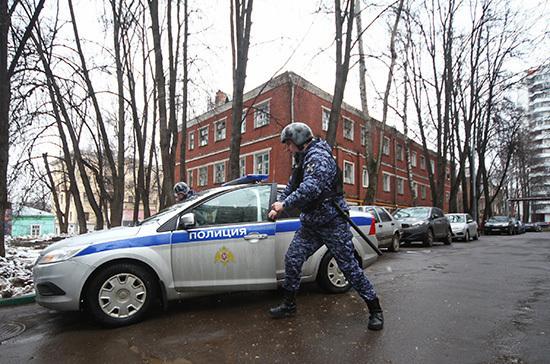В МВД заявили о росте террористических преступлений в 2020 году