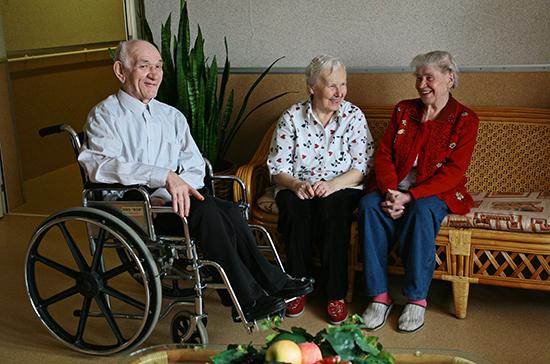 Ответственность за работу домов престарелых в жилых домах хотят ужесточить