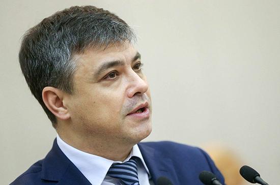 Морозов: депутаты помогут c финансированием фонду для тяжелобольных детей