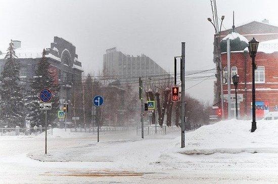 Новосибирск станет новогодней столицей России в 2022-2023 годах