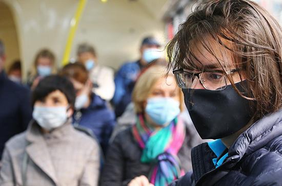 В Роспотребнадзоре не исключили подъёмов заболеваемости коронавирусом