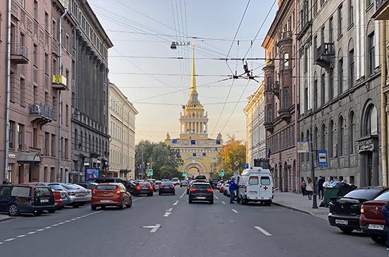 В Заксобрании Петербурга подготовят проект о комплексном развитии города