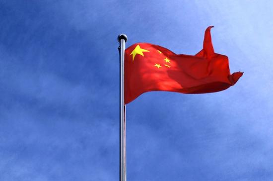 В Китае принят закон о морской полиции