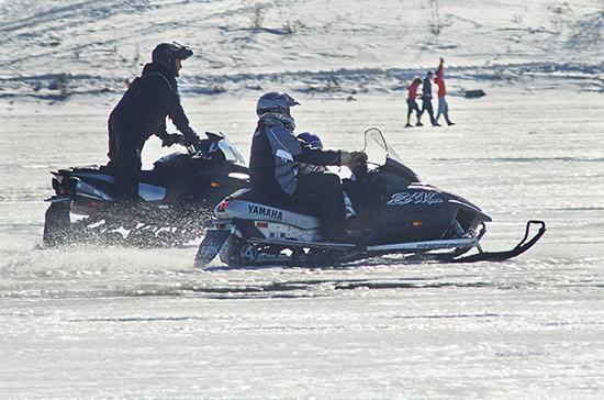 За нарушение правил езды на квадроциклах и снегоходах хотят ужесточить ответственность