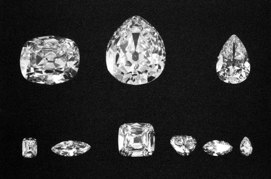 Самый крупный алмаз нашли в Африке