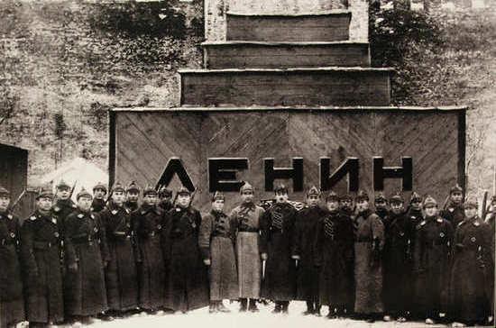 Когда открыли Мавзолей Ленина