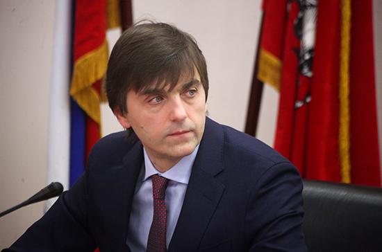 Кравцов: всероссийские родительские собрания будут проходить ежемесячно