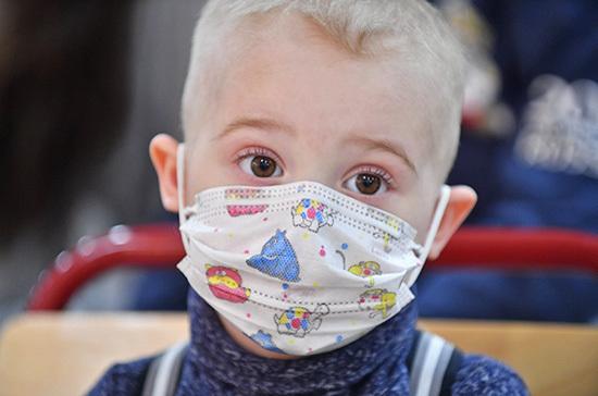 Эксперт Роспотребнадзора рассказал о заболеваемости CОVID-19 среди детей