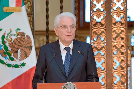 Президент Италии начал консультации в поиске выхода из правительственного кризиса