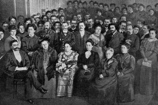 Первый в России технический вуз для женщин открылся 115 лет назад