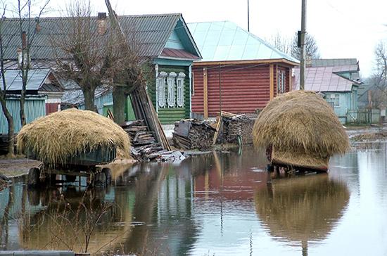 В зонах затопления хотят запретить строить жильё и школы