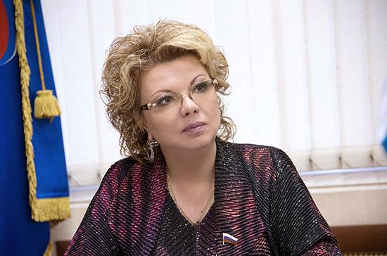 Ямпольская предлагает изменить подходы к госзаданиям учреждений культуры