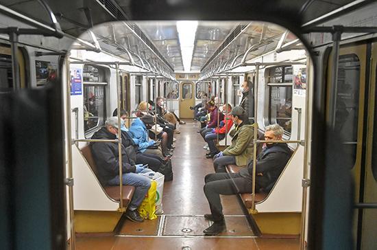 Власти Москвы заявили об отсутствии коронавируса в городском транспорте