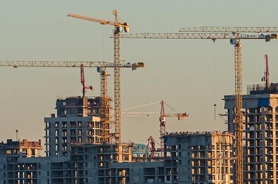 Объемы ввода жилья в России  по итогам 2020 года снизились на 1,8%