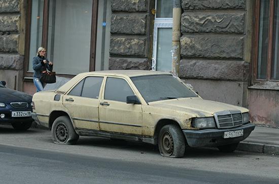 Утилизационный сбор на машины в России повысят в первом квартале