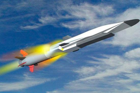Испытания гиперзвуковой ракеты «Циркон» завершатся в 2021 году