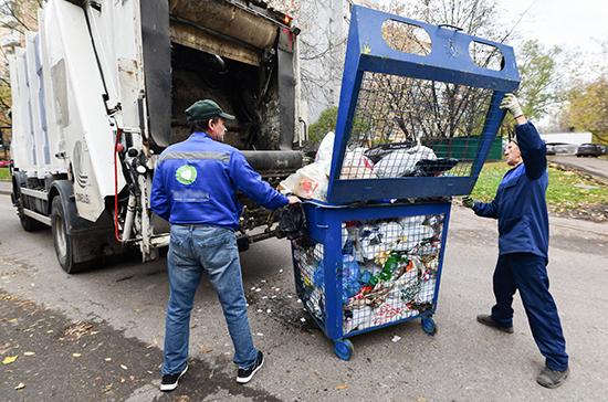 Отходы производства и потребления обяжут маркировать при перевозке
