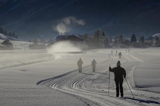Лыжник Большунов выиграл масс-старт на этапе Кубка мира в Швеции