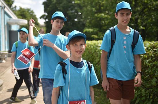 Детские лагеря предлагают включить в программу туристического кешбэка