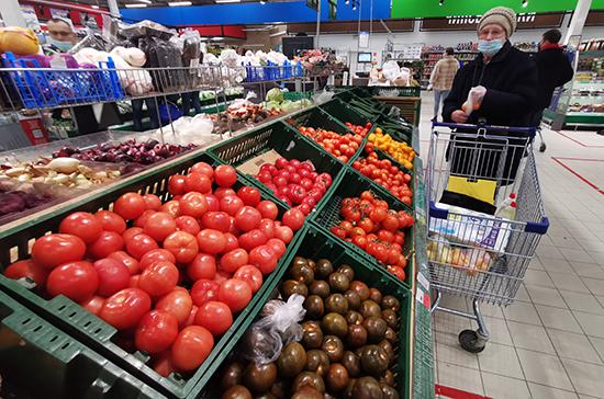 В Руспродсоюзе ожидают снижения стоимости овощей с поступлением нового урожая